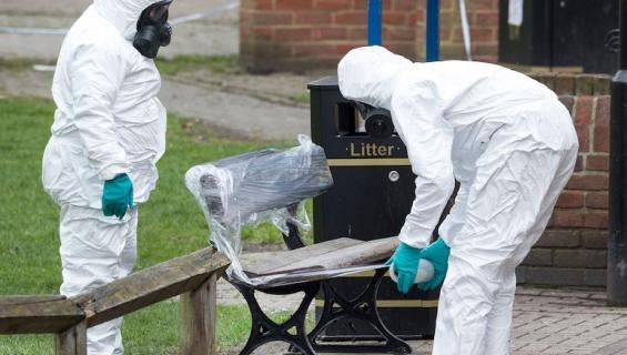 Sergei Skripal myrkytettiin Iso-Britanniassa 4. maaliskuuta.
