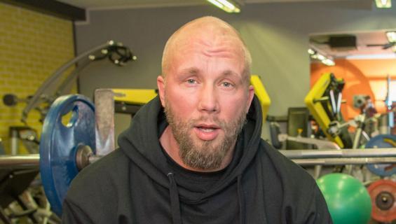 Marko Lönnqvist käy taas salilla.