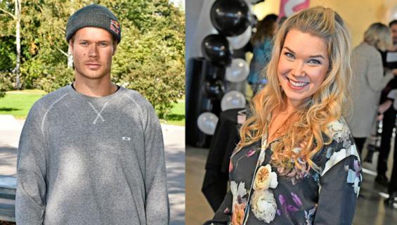 Eero Ettala ja Tuija Pehkonen viihtyvät yhdessä.