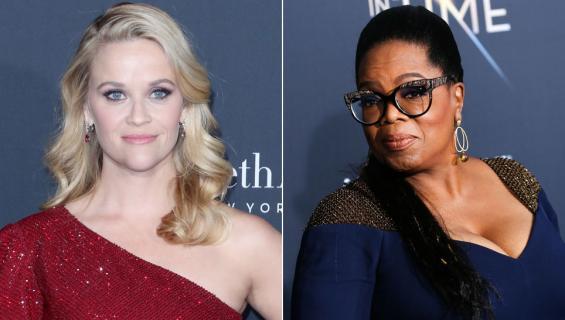 Reese Witherspoon ja Oprah Winfrey
