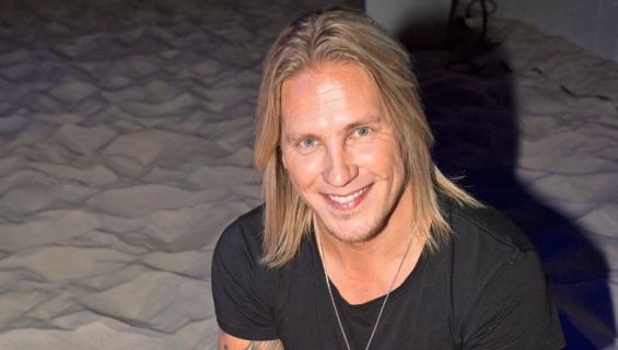 Sami Kuronen aloitti kuntoprojeksin.