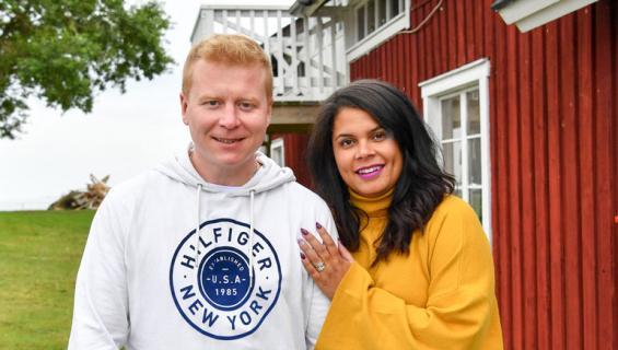 Selviytyjät-ohjelma vaikutti Sampo ja Minttu Kaulasen arkeen.