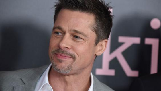 Brad Pittillä on uusi rakas.