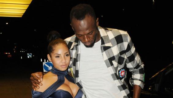Usain Boltin tyttöystävä Kasi Bennett julkaisi tyrmääviä kuvia