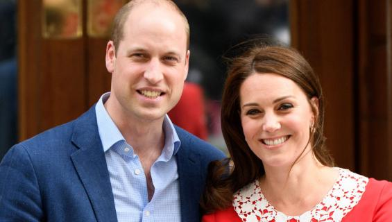 Cambridgen herttuapari William ja Catherine