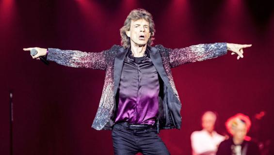 Mick Jaggerilla on paljon lapsia.