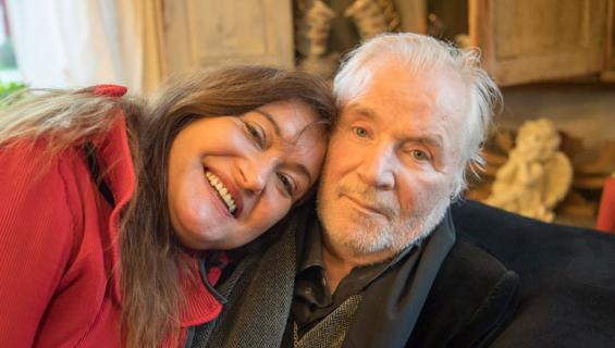 Juhani ja Leila Palmu haluavat Helsinkiin.
