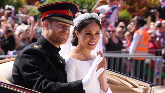 Prinssi Harry ja Meghan Markle