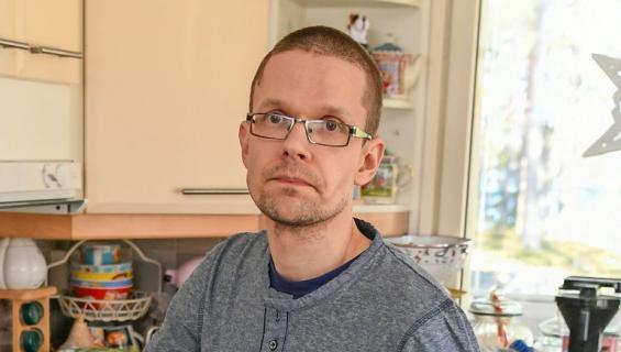 Lauri Sorsa taistelee vakuutusyhtiötä vastaan.