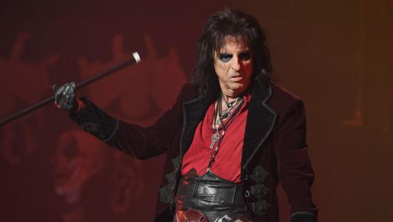 Alice Cooper kommentoi nykyisiä rockbändejä.
