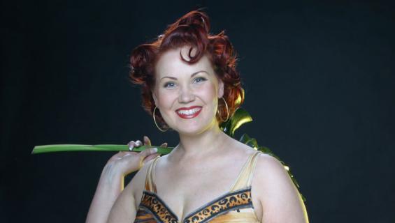 Eija-Liisa Pokki on entinen Miss XL.
