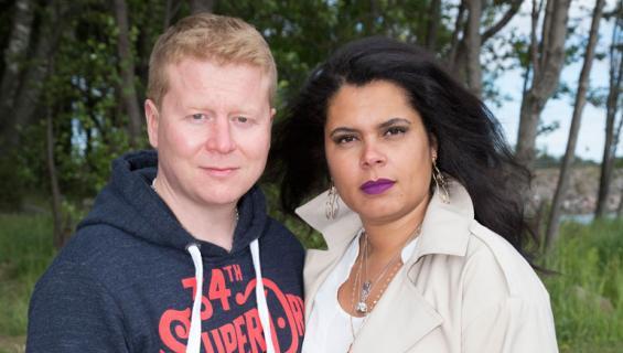 Sampo Kaulanen ja Minttu-vaimo avautuvat Sampon masennuksesta.