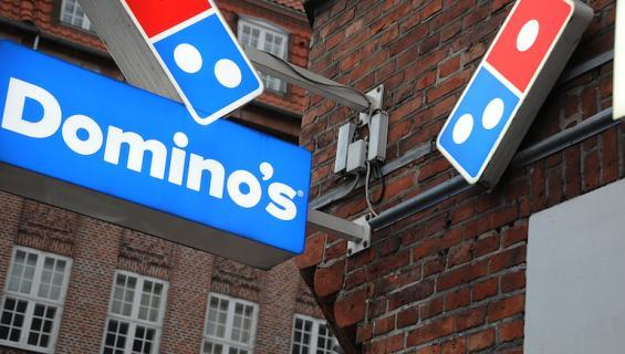 Domino's korjaa tiet.