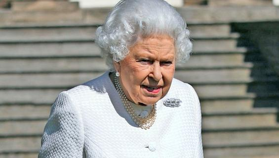 Ison-Britannian kuningatar Elisabet