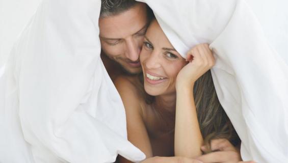 Kiireettömyys rohkaisee seksiin.