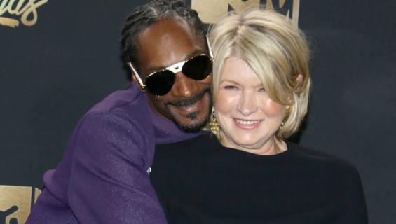 Snoop Dogg ja Martha Stewart