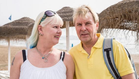 Matti ja Pia Nykäsen lemmenlomassa oli käänne.