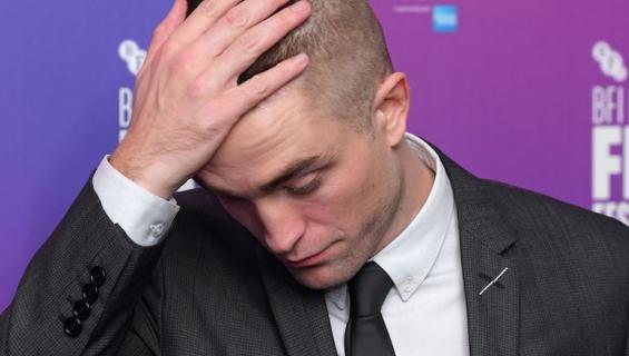 Kieliköhän Robert Pattinsonin hiustyyli uskottomuudesta?