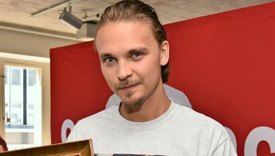 Roope Salminen laihdutti elokuvaa varten.