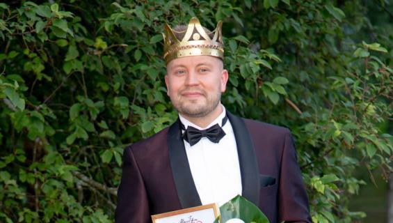 Jarno Kokko on uusi tangokuningas.