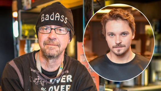 Enzo Pulkkinen ja Roope Salminen
