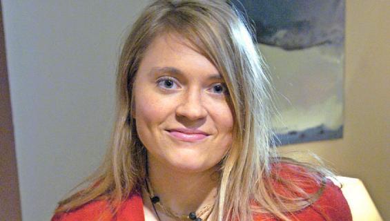 Inka Kallen on entinen lapsitähti.