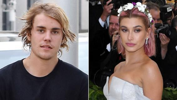 Justin Bieber ja Hailey Baldwin
