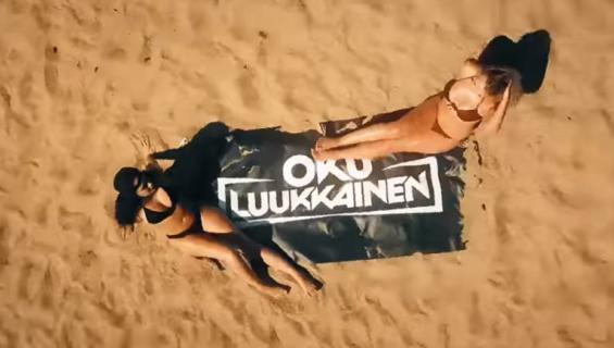 Oku Luukkaisen YsäriBoi-video