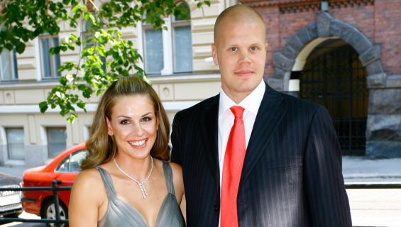 Katerina Hatzivasiliou ja Olli Jokinen
