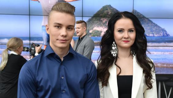 Jesse Niemi ja Emmi Kauppinen