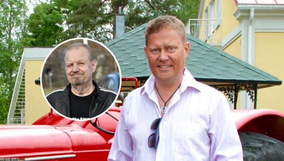 Pertti Salovaara palaa televisioon Jope Ruonansuun kanssa.