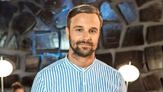 Mikko Parikka nähdään Fort Boyard -sarjassa.