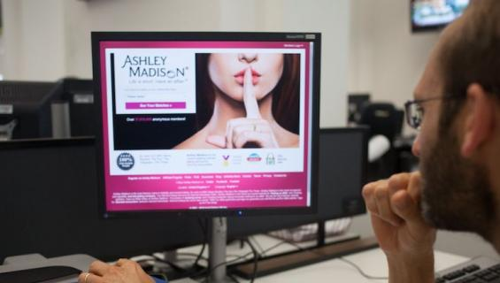 Ashley Madison on suunnattu pettäjille.