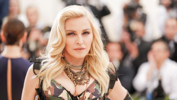Madonna täyttää 60 vuotta.
