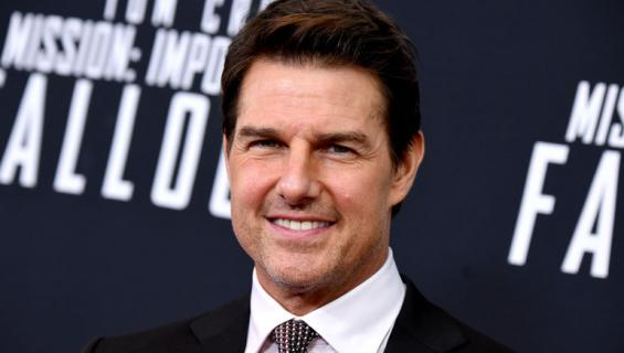 Tom Cruise osti ökykämpän.