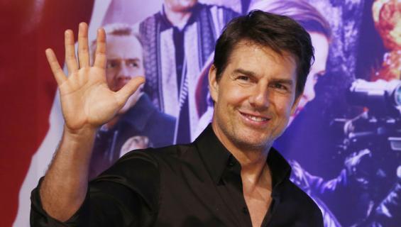 Tom Cruise muutti ökykämppään.
