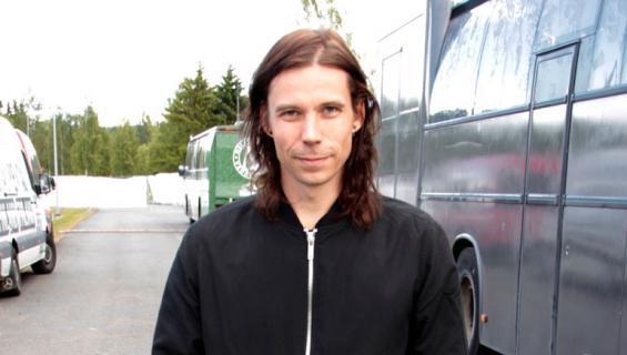 Mika Haapasalo missasi liikennevalot.