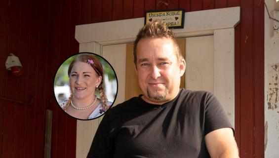 JUkka-Pekka Juusela joutui Sarita pahoinpitelemäksi.