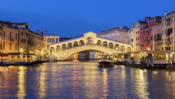 venetsia, rialton silta