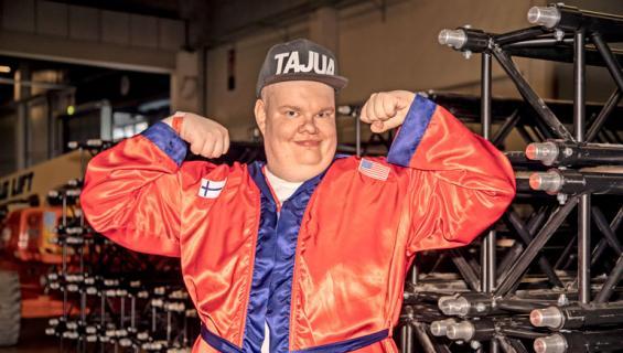 Pekka Luodeslampi on suosittu tubettaja.
