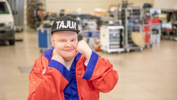 Pekka Luodeslampi joutui kiusaajien uhriksi.