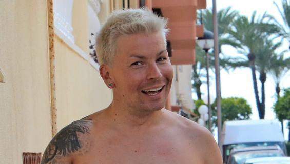 Antti Tuisku bongattiin Espanjasta.