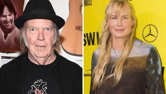 Neil Young ja Daryl Hannah