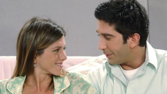 Ross oli rakastettu tv-hahmo.