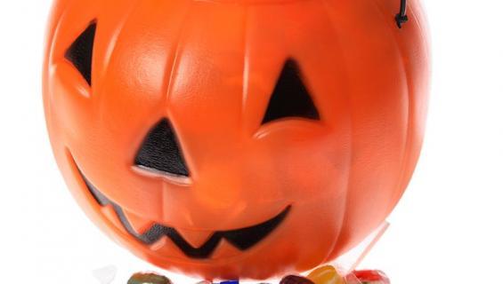 Äiti pelkää Halloweenia
