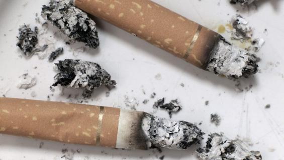Tupakka ei enää viehätä.