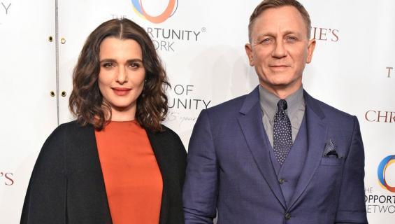 Daniel Craig ja Rachel Weisz