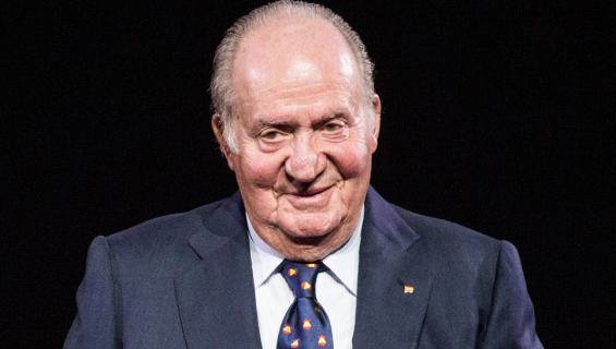 Espanjan kuningas Juan Carlos