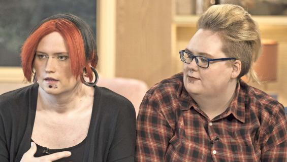 Nikki ja Lousie Draven korjauttavat sukupuolensa.