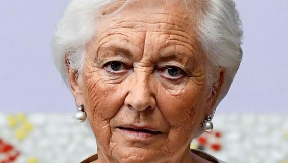 Belgian kuningatar Paola